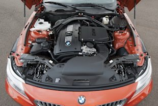 New BMW Z4 Roadster 2014 - Engine
