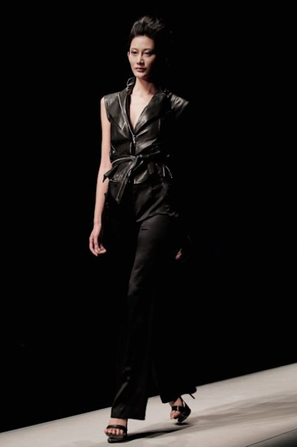 China Fashion Week S/S 2012 - Day 7