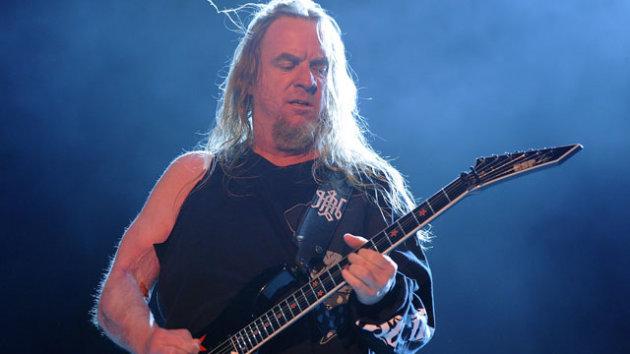 Slayer Guitarist Jeff Hanneman Dies at 49