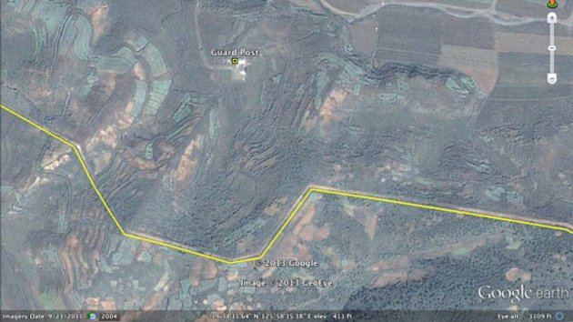 Google Earth Used to Spot North Korean Labor Camp (ABC News)