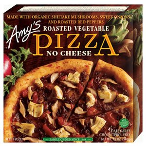 Amy's Roasted Vegetable Pizza