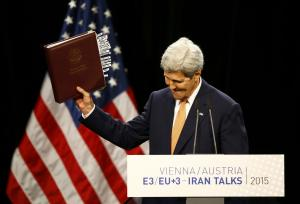 Nuclear negotiations with Iran