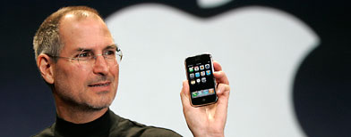 Apple CEO Steve Jobs  (AP Photo/Paul Sakuma)
