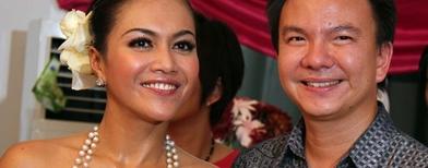 Denada dan Jerry Aurum (Kapanlagi)