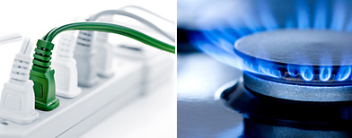 Subas en las facturas de la luz y el gas/ iStockphoto