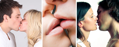 Los beneficios del beso / iStockphoto