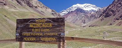 El Aconcagua, más alto de lo que se creía/ iStockphoto