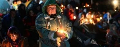 Orang-orang menginap mencari kesembuhan di Bulgaria (Foto: AFP)