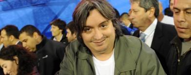 Máximo Kirchner./Foto: Télam