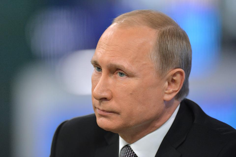 The Latest: Putin wants refund if French don't deliver ship