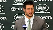 Tim Tebow reportedly upset over T-shirt