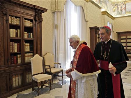Conclave electing new pope could start before march 15 - Camera da letto del papa ...