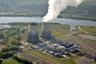 <p> FILE - This April 2007 photograph, released by the Tennessee Valley Authority, shows the cooling tower of the single operating reactor at the Watts Bar Nuclear Plant in Spring City, Tenn. It's a political role reversal: Republicans are blasting a plan by President Barack Obama to consider selling the Tennessee Valley Authority, a New Deal-era agency long targeted by conservatives as an example of government overreach. (AP Photo/Tennessee Valley Authority)