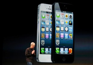 Tim Cook and the iPhone 5