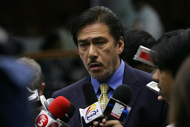 Verdict: Guilty. -Senator Tito Sotto