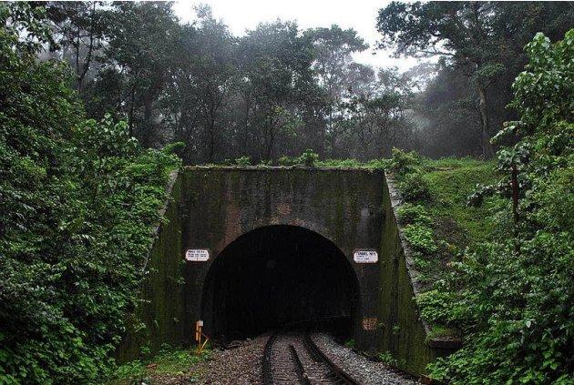 Dudhsagar Railway Trek