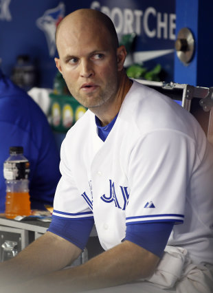 J.A. Happ is the Mariners' return for in the trade with Toronto. (USA TODAY Sports)