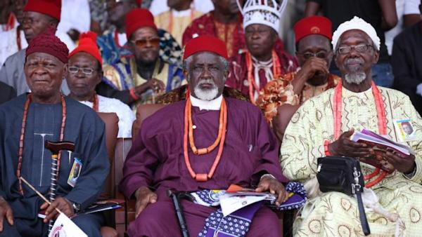 Image result for igbo chief