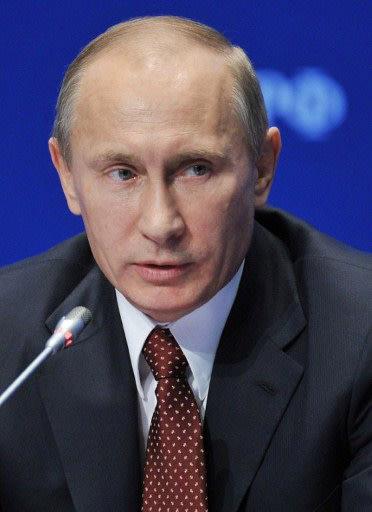 Thủ tướng Nga Vladimir Putin,…