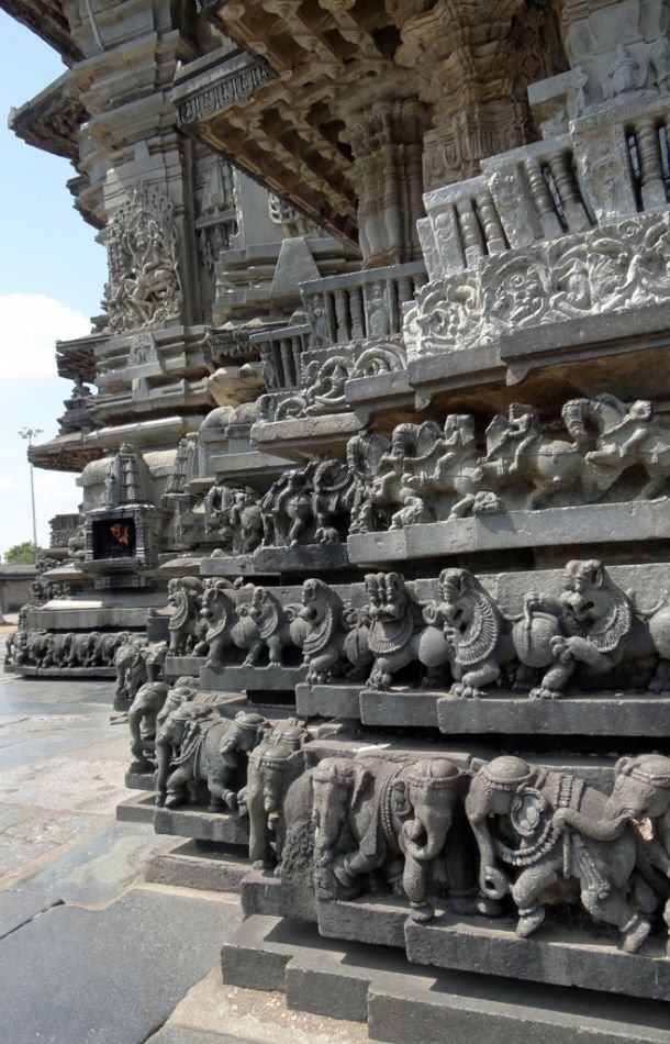 Belur Chennakeshava Temple