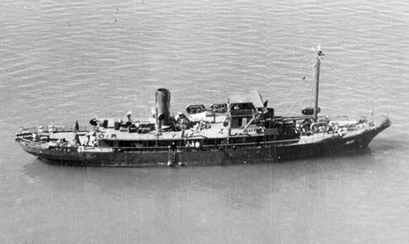 Mysterious 'Ghost' Ship Rediscovered Near Hawaii