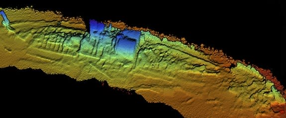 Golden Gate's Deadliest Shipwreck Located