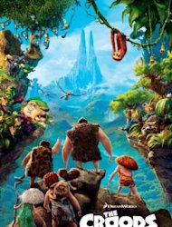 #1 'The Croods' Toons Up $44M Weekend, #2 'Olympus Has Fallen' Rises To $30.8M, Tina Fey & Paul Rudd Soft In 'Admission', 'Spring Breakers' Expands Sexploitation