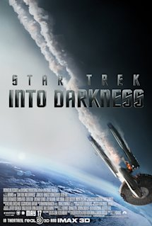 Poster of Star Trek Into Darkness