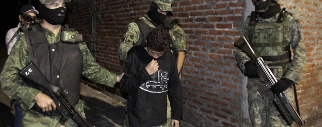 Mexican officials say Edgar Jimenez Lugo has been released, though it wasn't clear if he had been rehabilitated. (Antonio Sierra/AP)
