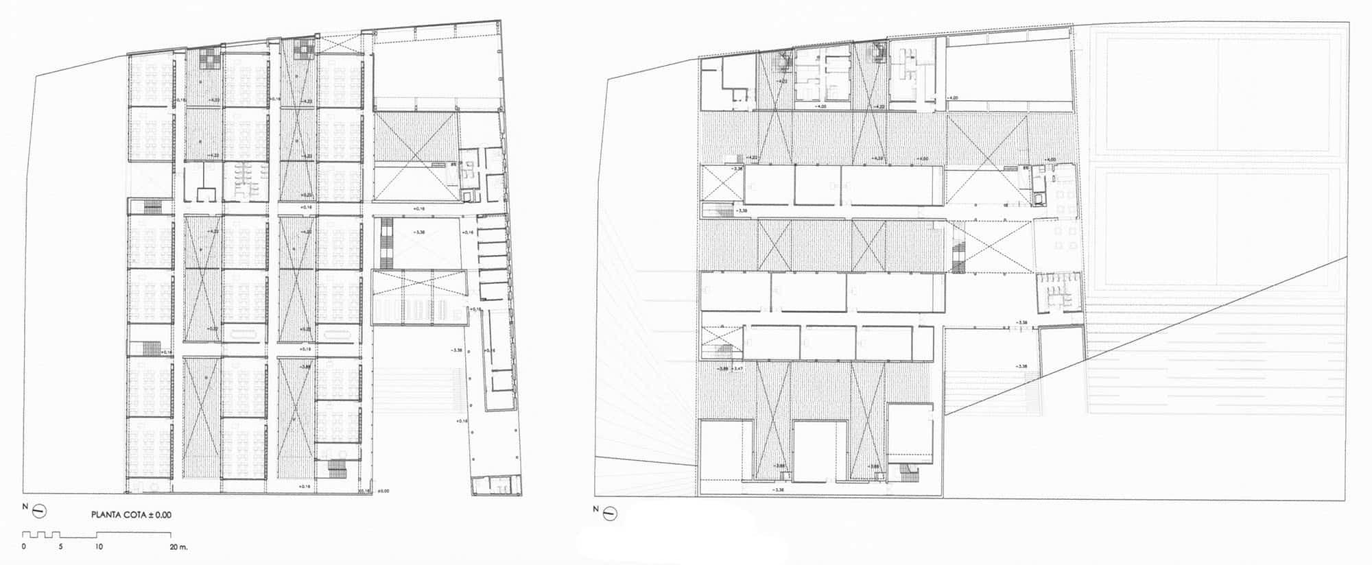 IES Badajoz- LANDINEZ+REY | equipo L2G arquitectos, slp [ eL2Gaa ]