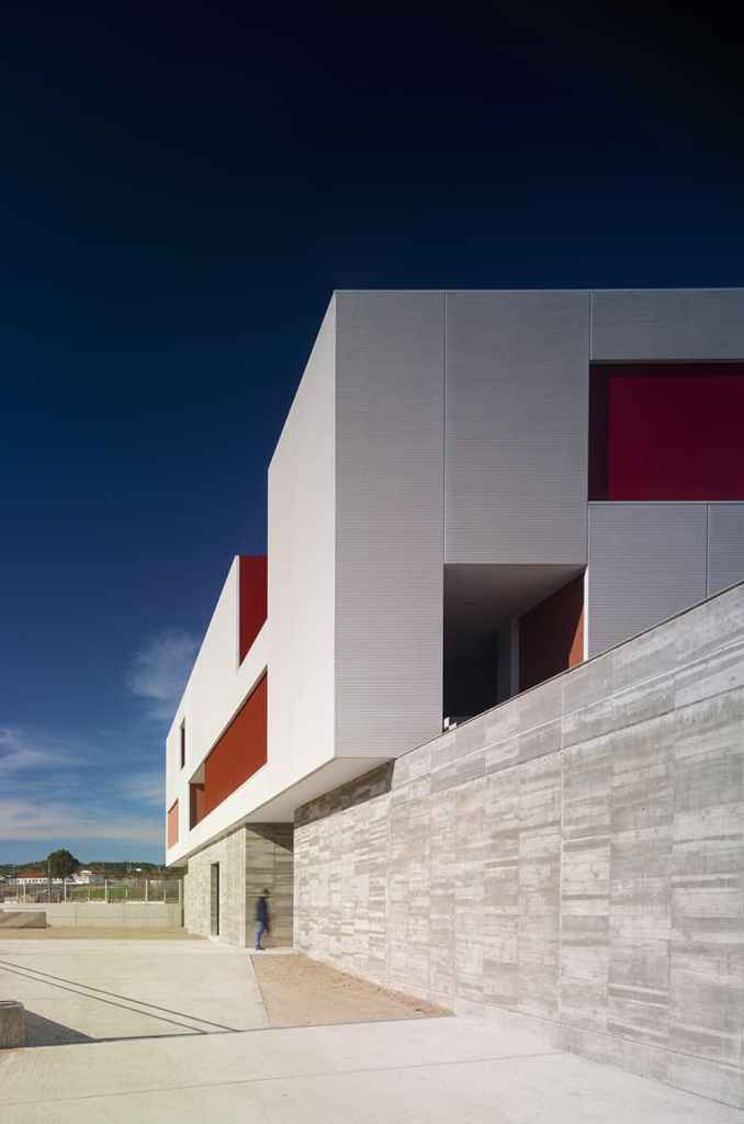 IES Coria - arquitectura extremadura - LANDINEZ+REY   equipo L2G arquitectos, slp [ eL2Gaa ]