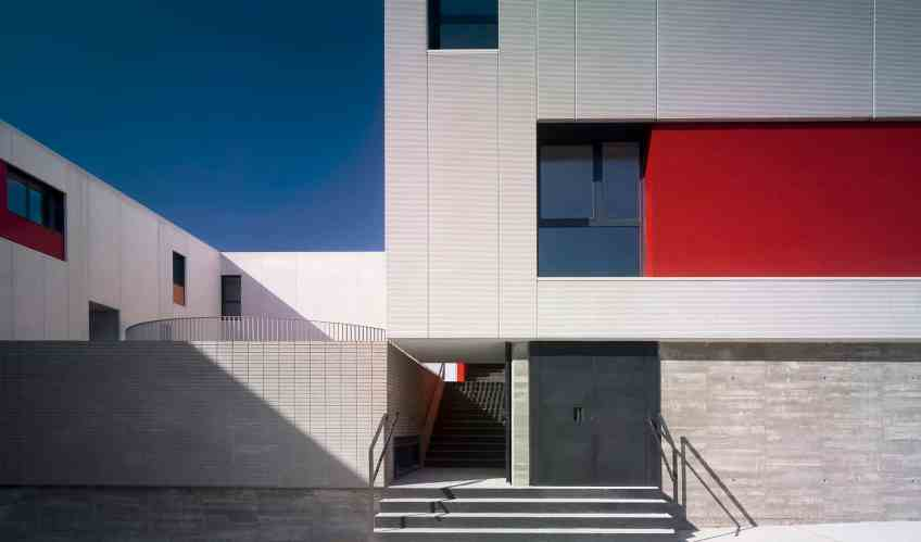 IES Coria - arquitectura escolar extremadura - LANDINEZ+REY   equipo L2G arquitectos, slp [ eL2Gaa ]