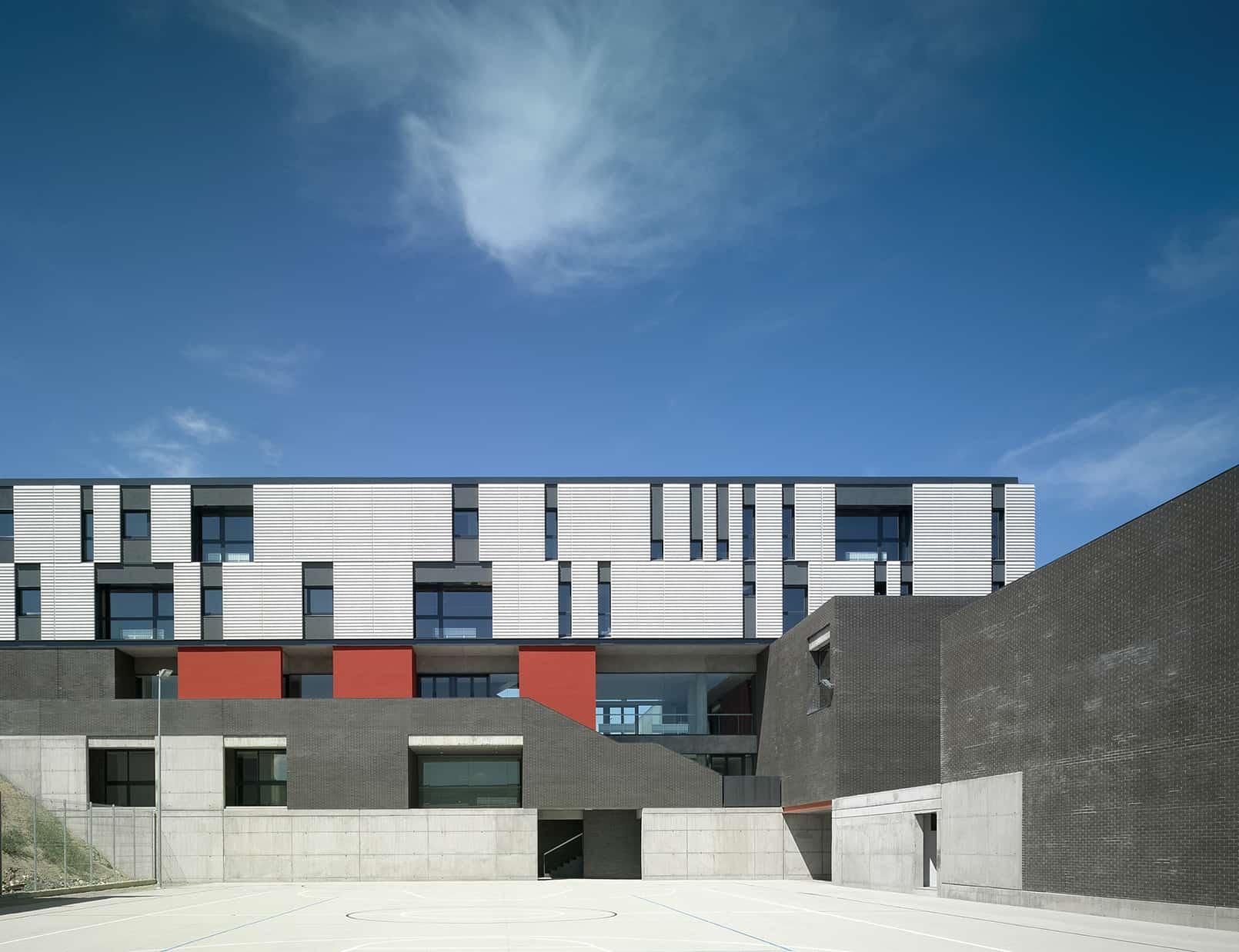 IES PLASENCIA - LANDINEZ+REY | equipo L2G arquitectos, slp [ eL2Gaa ]