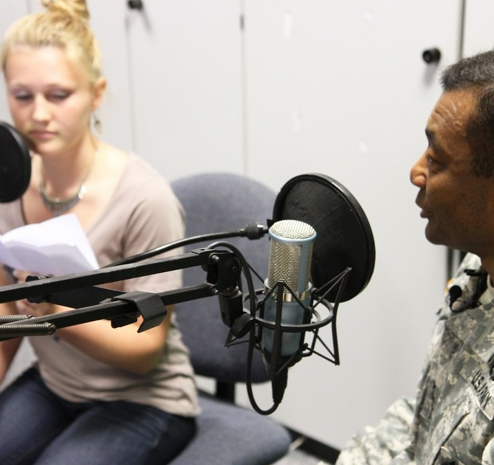 Radio Drama Can Make Waves in Language Learning