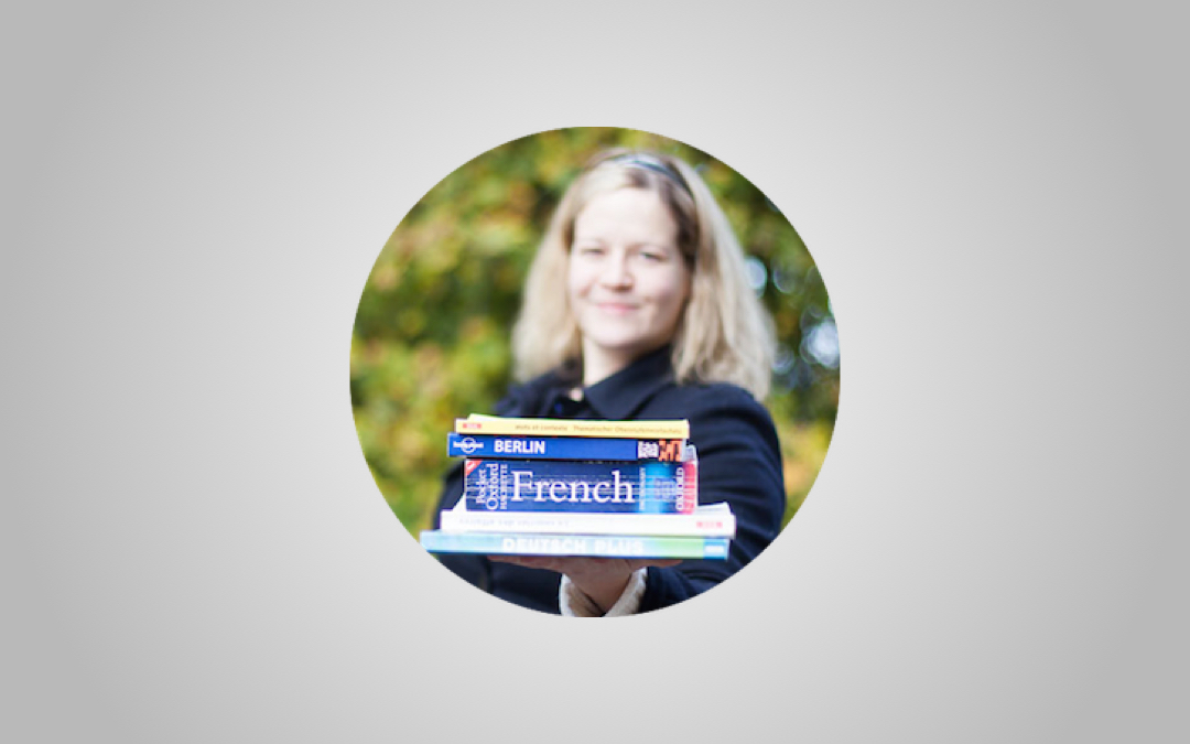 "Interview with Kerstin Hammes of ""Fluent Language"""