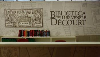Biblioteca Incor Prof. Dr. Luiz Venere Décourt