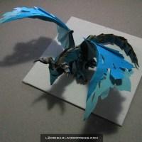 Demon Flame Koboto - Darkness Dragon