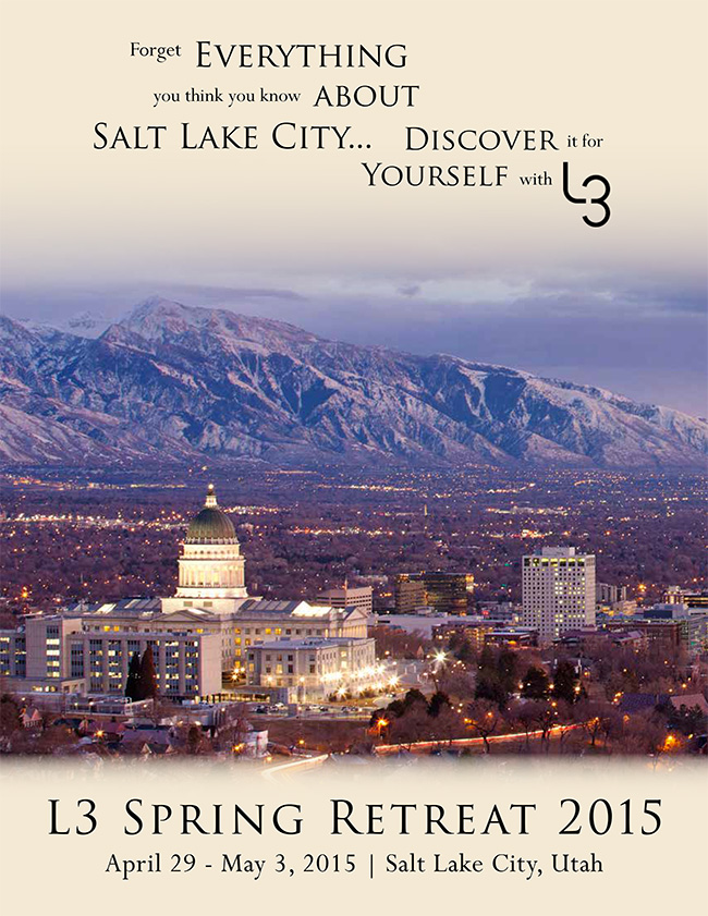 2015 L3 Spring Retreat - Salt Lake City, Utah
