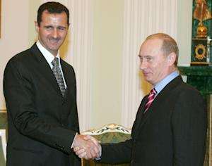 Russia, a decades-long backer of Syria's regime, …