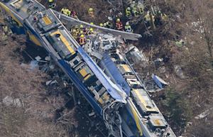 Train crash in Germany kills at least 9, injures nearly …