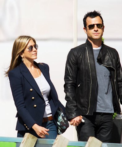Justin Theroux, Jennifer Aniston Are Engaged!