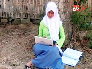 Siti Fatima, Champion Astronomy from A Hut