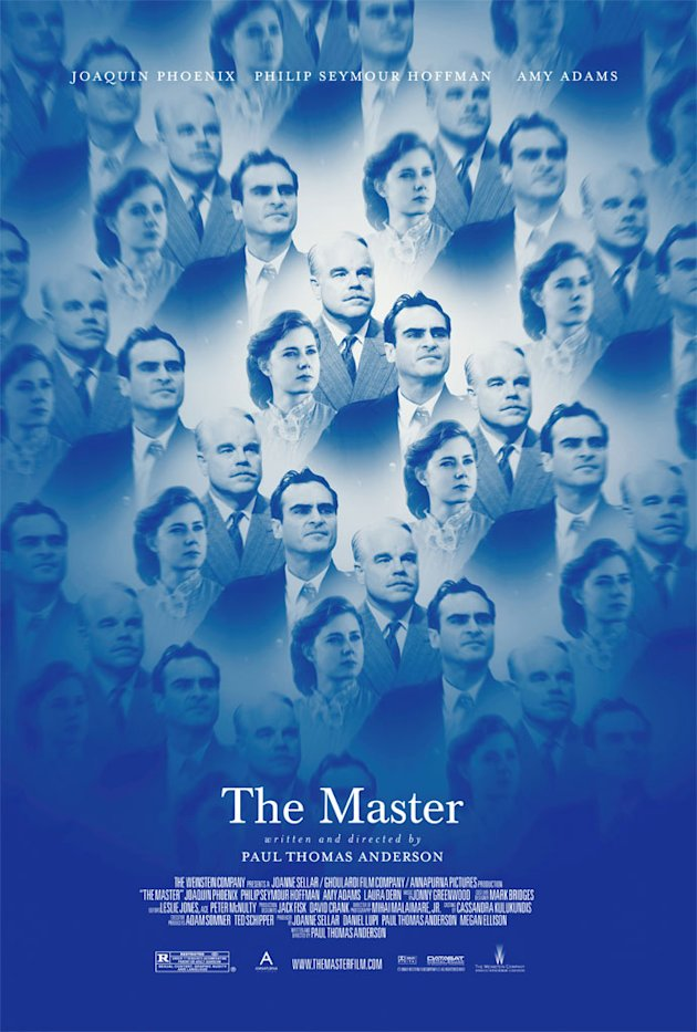 The Master Poster 2012