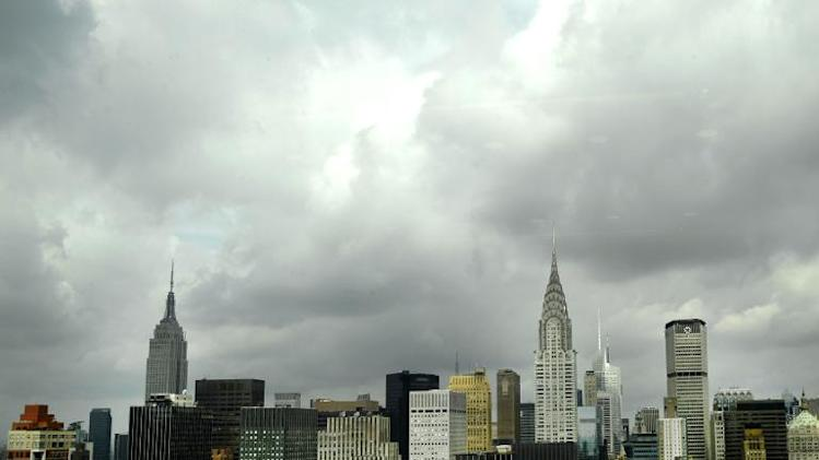 A view of midtown Manhattan in New York on June 28, 2013