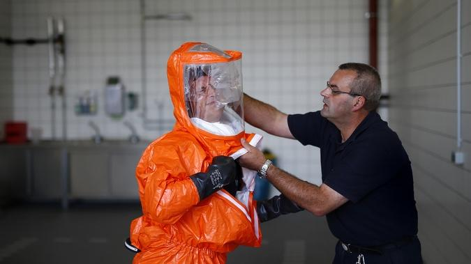 Ebola Could Reach the U.S. By the End of This Month