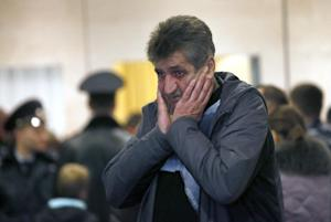 A relatives of those on the Metrojet flight that crashed …