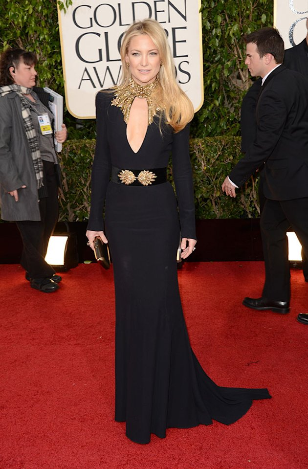 70th Annual Golden Globe Awards - Arrivals: Kate Hudson