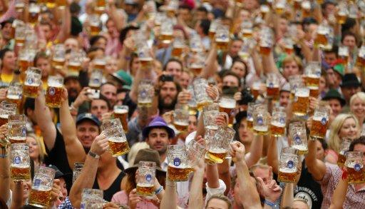 Paraíso de bebedor de cerveza [Fotos]