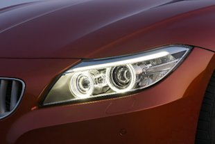 New BMW Z4 Roadster 2014 - Headlight
