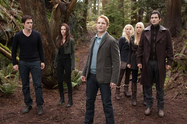 "Cuplikan adegan ""Breaking Dawn Part 2"" (Foto: Andrew Cooper/Summit Entertainment)"